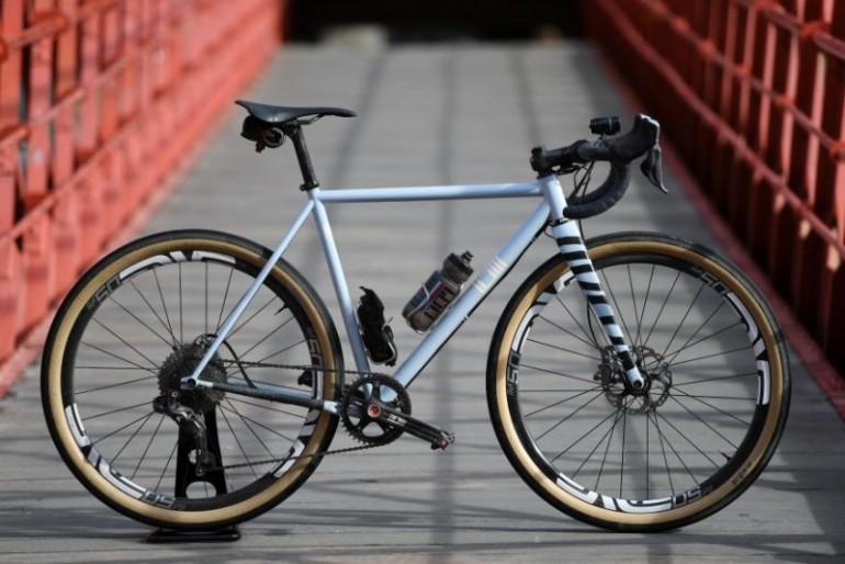 Legor Cicli 650b Steel All-Road Bike: The WTUA - JTS Bicycle